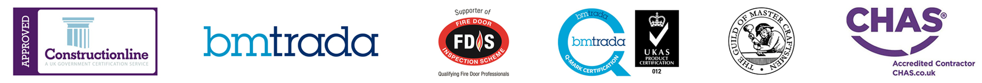 Fire Door Experts Accreditations