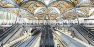 Latest news from fire door experts - HS2 at Euston Station
