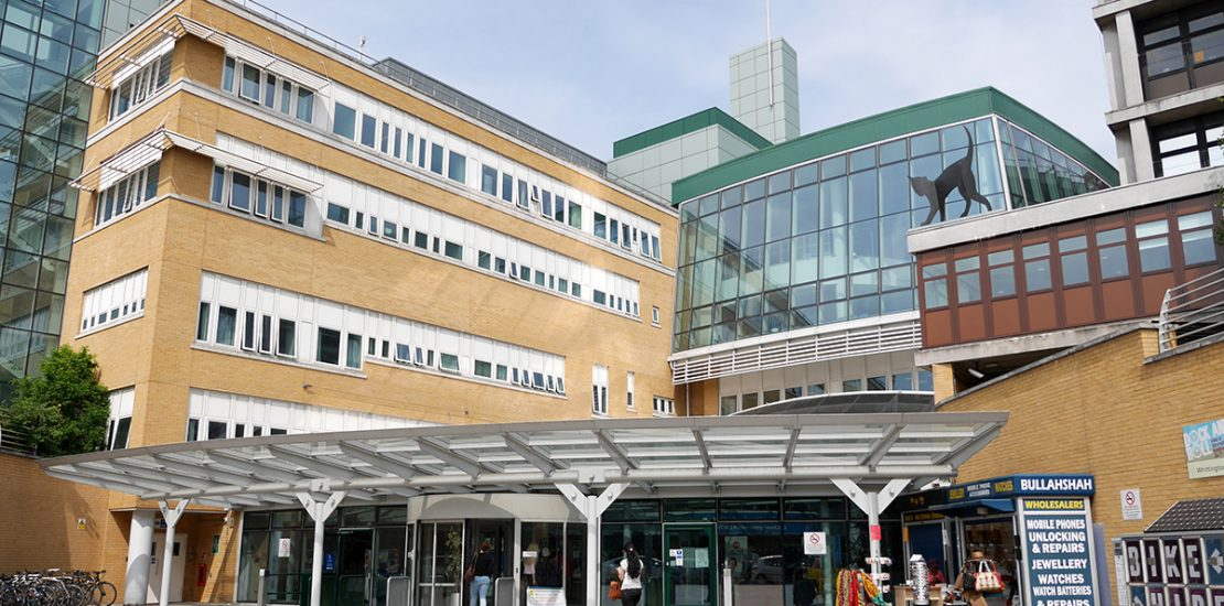 Latest news from Fire Door Experts - Whittington Hospital - another major project for the company!