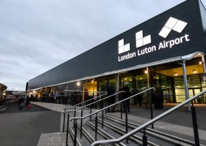 Fire Doors at Luton Airport