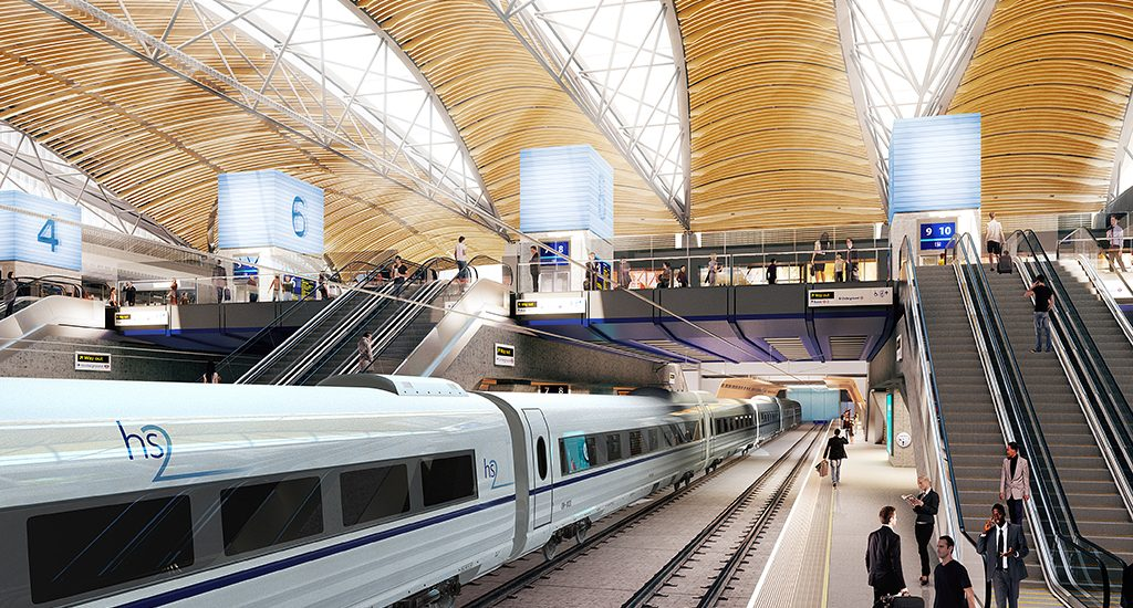 HS2 Euston - BWC Fire Door Experts fire door fitters