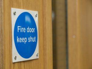 Regular fire door maintenance to become law