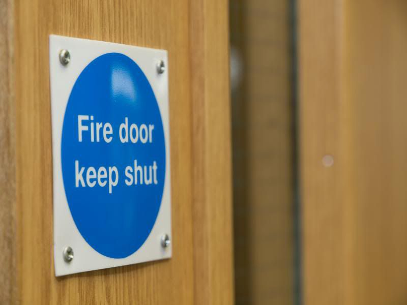 Regular fire door maintenance to become law