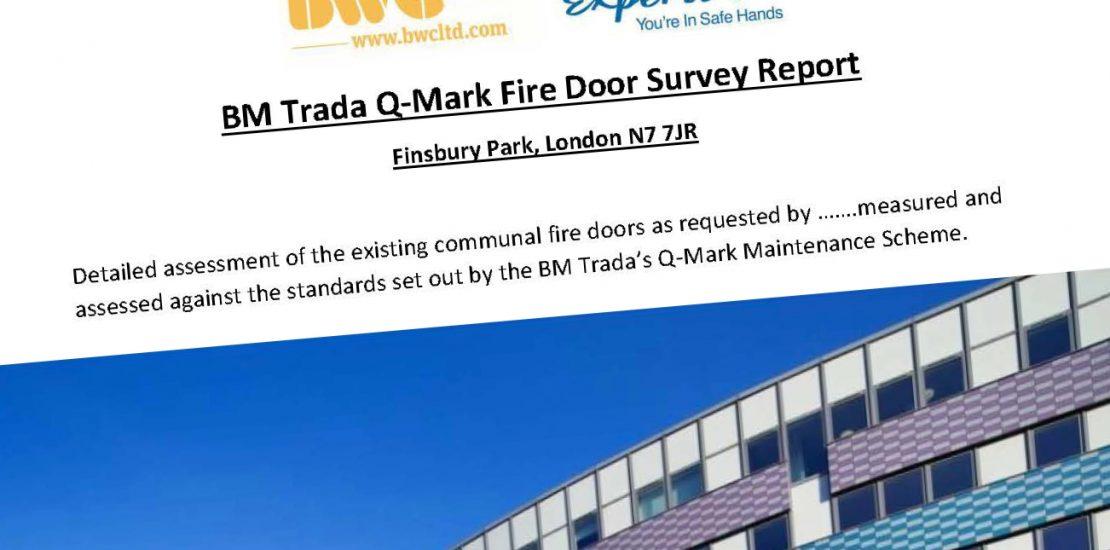 Fire Door Survey