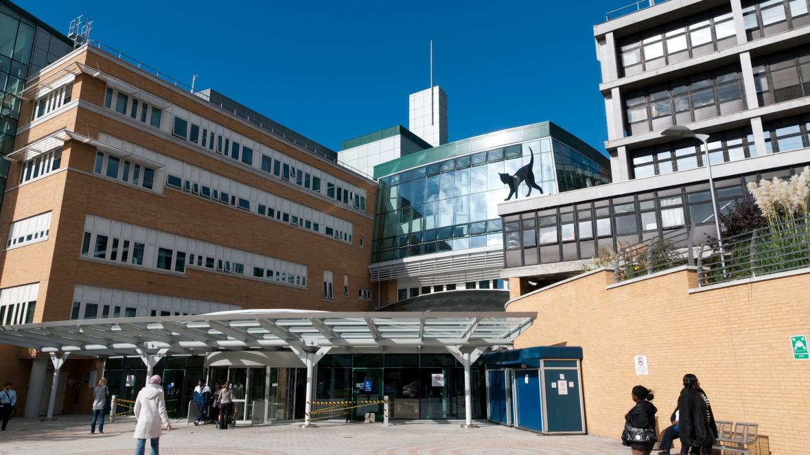 Fire door installations and maintenance - Whittington Hospital